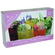 Grow your own Funky Cocktails!