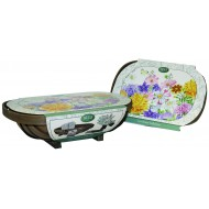 Gardeners Gift Set - Cut Flower Collection including Gloves and Garden Trug