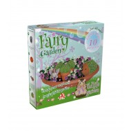 Design & Grow your own Enchanted Fairy Garden