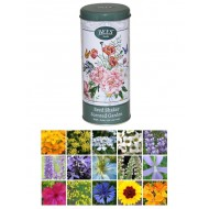 Scented Flowers Seed Gift Tin